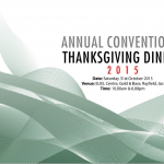 The ‎GOSA 2015‬ Annual National Convention Magazine (Digital Copy) Now Available