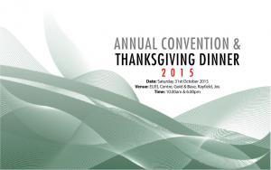 gosa 2015 convention magazine cover
